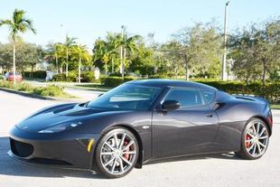 2013 Lotus Evora 2+2