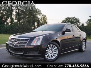 2011 Cadillac CTS Luxury
