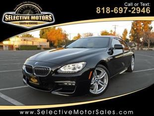 2015 BMW 640 Gran Coupe i