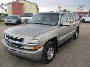 2000 Chevrolet Suburban K1500