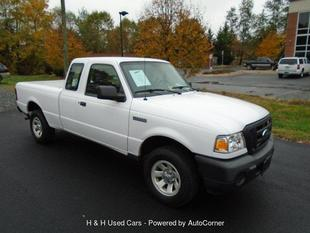 2011 Ford Ranger XL SuperCab 2WD 5-Speed Automatic