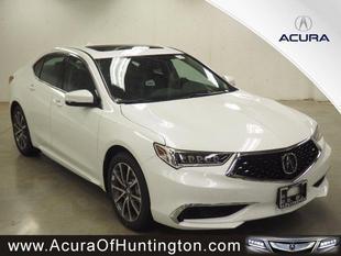 2018 Acura TLX V6 Tech