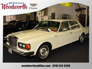 1989 Rolls-Royce Silver Spirit BASE