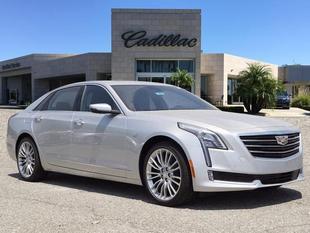 2017 Cadillac CT6 3.0L Twin Turbo Premium Luxury
