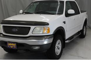 2002 Ford F-150 XLT SuperCrew