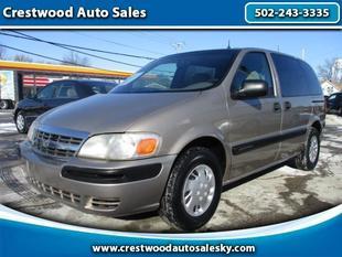 2001 Chevrolet Venture Plus