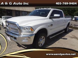 2013 RAM 2500 Laramie Longhorn Edition