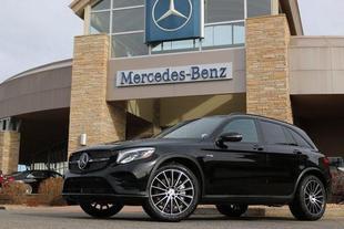 2018 Mercedes-Benz AMG GLC 43 Base 4MATIC