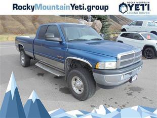 2002 Dodge Ram 2500 Laramie SLT