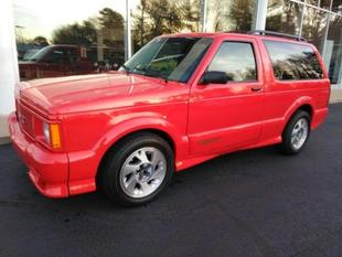 1993 GMC Jimmy 2dr 4WD