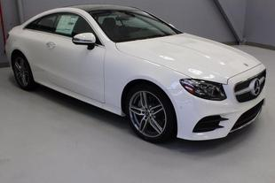 2018 Mercedes-Benz E 400 4MATIC