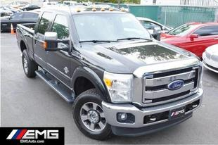 2011 Ford F-350 Lariat Super Duty