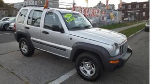 2004 Jeep Liberty Sport