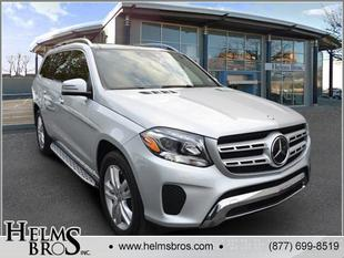 2017 Mercedes-Benz GLS 450 Base 4MATIC