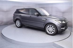 2017 Land Rover Range Rover Sport 3.0L Turbocharged Diesel HSE Td6