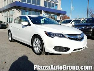 2017 Acura ILX w/Technology Plus Pkg