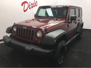 2008 Jeep Wrangler Unlimited X