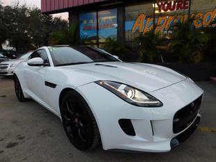 2015 Jaguar F-TYPE Base