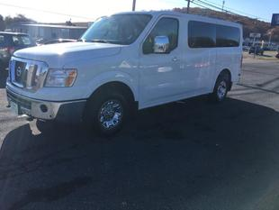 Impex Auto Sales Reviews >> Used Nissan NV Passenger NV3500 HD for Sale Near Me | Cars.com