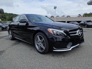 2016 Mercedes-Benz C300W4