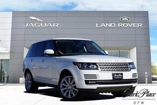 2015 Land Rover Range Rover 5.0L Supercharged