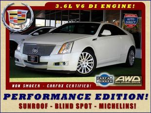 2014 Cadillac CTS Performance