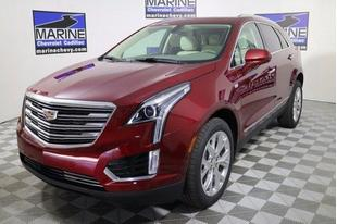 2017 Cadillac XT5 Luxury FWD-AWD