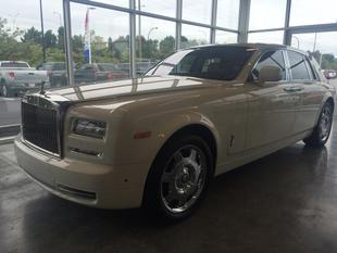 2013 Rolls-Royce Phantom VI Base