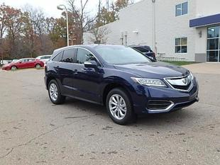 2018 Acura RDX Technology & AcuraWatch Plus Packages