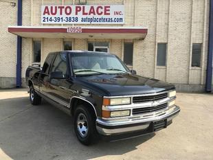 1998 Chevrolet 1500 Silverado