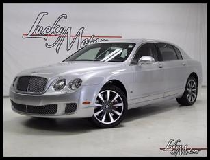 2012 Bentley Continental Flying Spur SERIES 51 PKG PICNIC TABLES VIEW