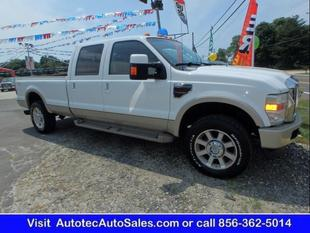 2009 Ford F-350 King Ranch