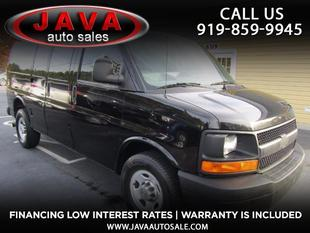 2012 Chevrolet Express 2500 Work Van
