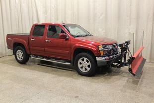 2011 GMC Canyon SLT