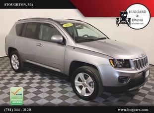 2015 Jeep Compass High Altitude Edition