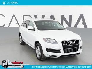 2015 Audi Q7 3.0T Premium quattro
