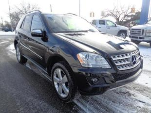 2009 Mercedes-Benz ML 350 4MATIC