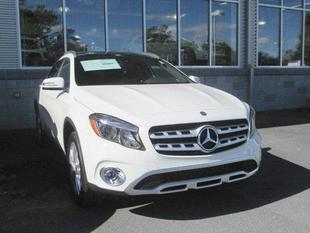 2018 Mercedes-Benz GLA 250 Base 4MATIC