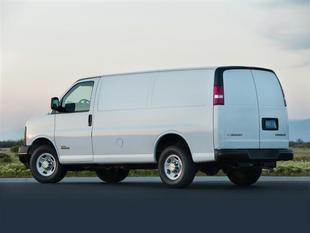 "2017 Chevrolet Express 2500 RWD 2500 135"""