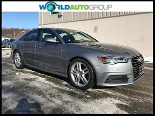 2017 Audi A6 2.0T Premium quattro