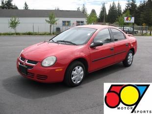 2003 Dodge Neon SE