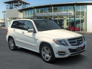 2014 Mercedes-Benz GLK350W4