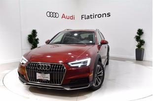 2018 Audi A4 allroad 2.0T Premium quattro