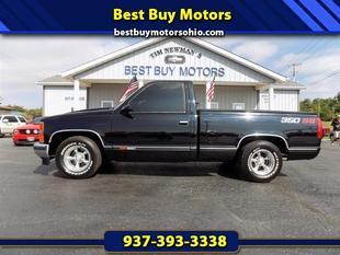 1990 Chevrolet 1500 454 SS 2WD
