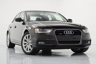 2014 Audi A4 2.0T Premium quattro