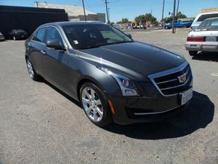 2015 Cadillac ATS Luxury RWD