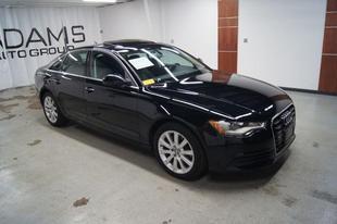 2014 Audi A6 2.0T Premium Plus quattro