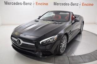 2018 Mercedes-Benz SL 550 Base