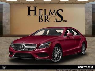 2018 Mercedes-Benz CLS 550 Base 4MATIC