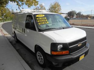 2012 Chevrolet Express 1500 Work Van